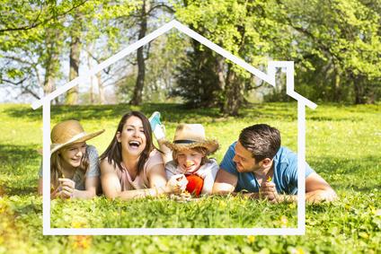 Grundstücke fürs Leben - Familie plant Haus
